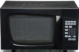 Contoure Microwave Rv Camper Dorm 1 0 Cu Ft Black