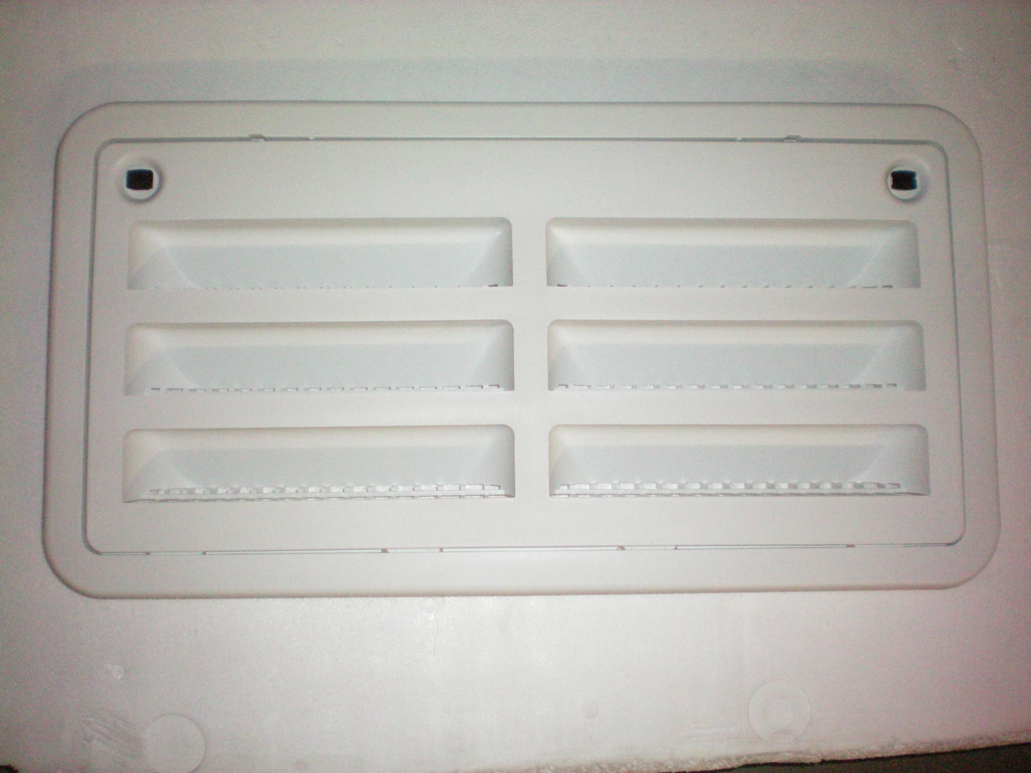 Dometic Refrigerator Rm2354 Access Door Panel Vent