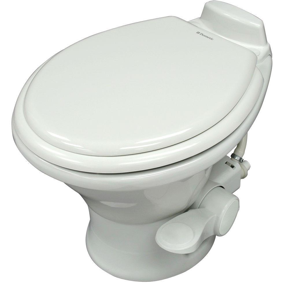 Dometic Low Profile 310 Series Rv Toilet White 302311611