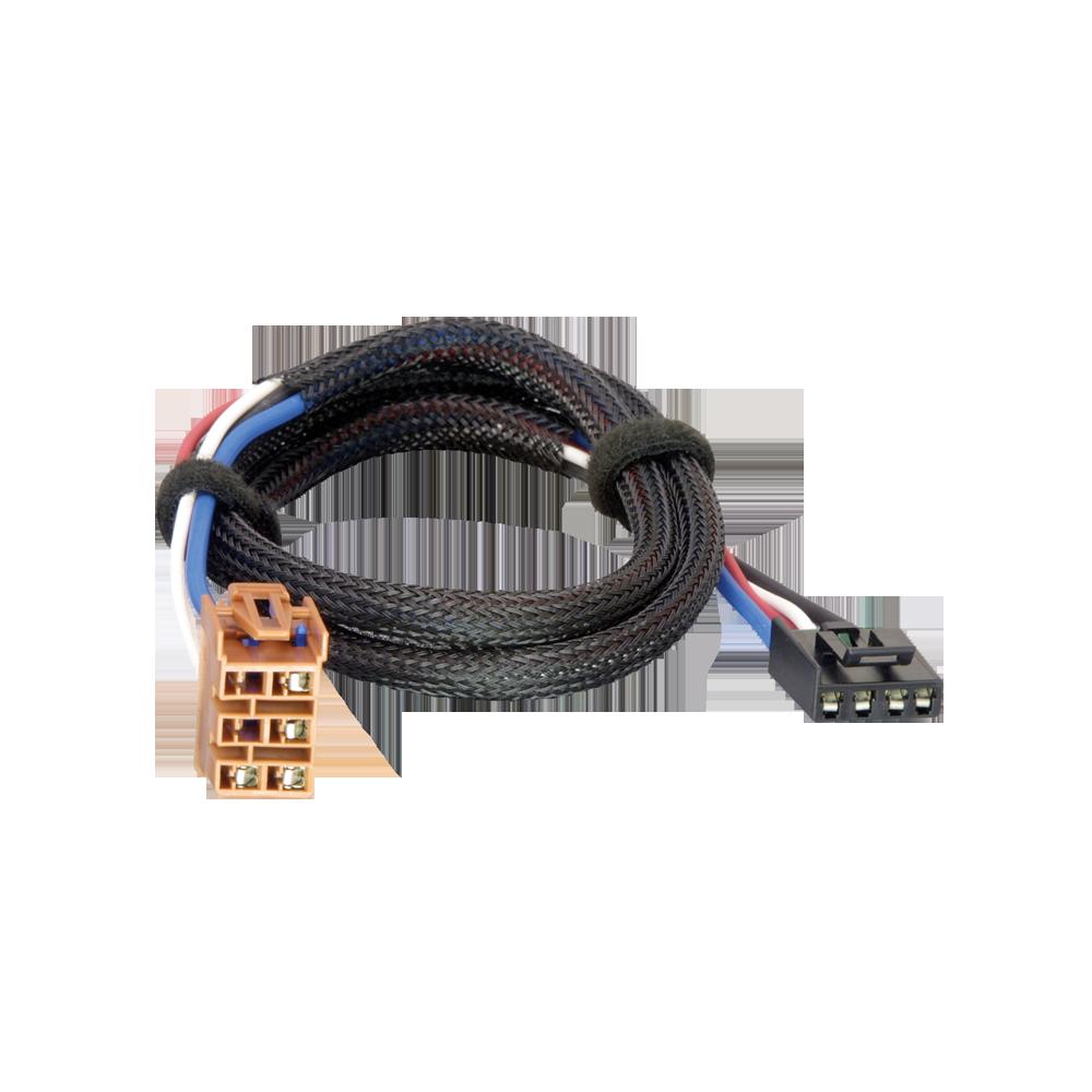 [DIAGRAM_1CA]  Brake Control Wiring Harness Tekonsha GM 99-02 - $13.90 | Truck Camper Wiring Harness Gm |  | Adventure RV Parts