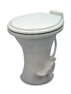 Dometic 310 RV China Toilet White - $119.24