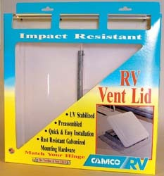 Camco Rv Vent Lid Replaces Old Elixir 9 99