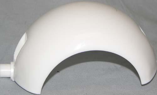 Dometic Sealand Traveler Toilet Ball Shaft Cart Kit White RV Cam