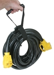 50a Power Cord With Handle 30 129 92
