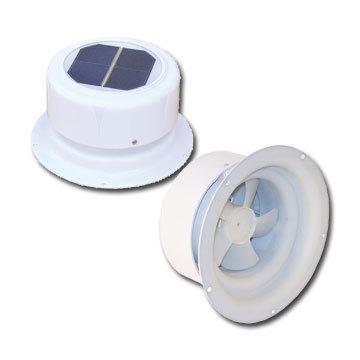 Ultra Fab Mini Solar Plumbing Vent 40 26