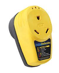 Camco Rv Power Defender Voltage Analyzer 30 Amp 52 30