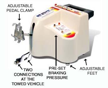 Roadmaster Brake system 9700