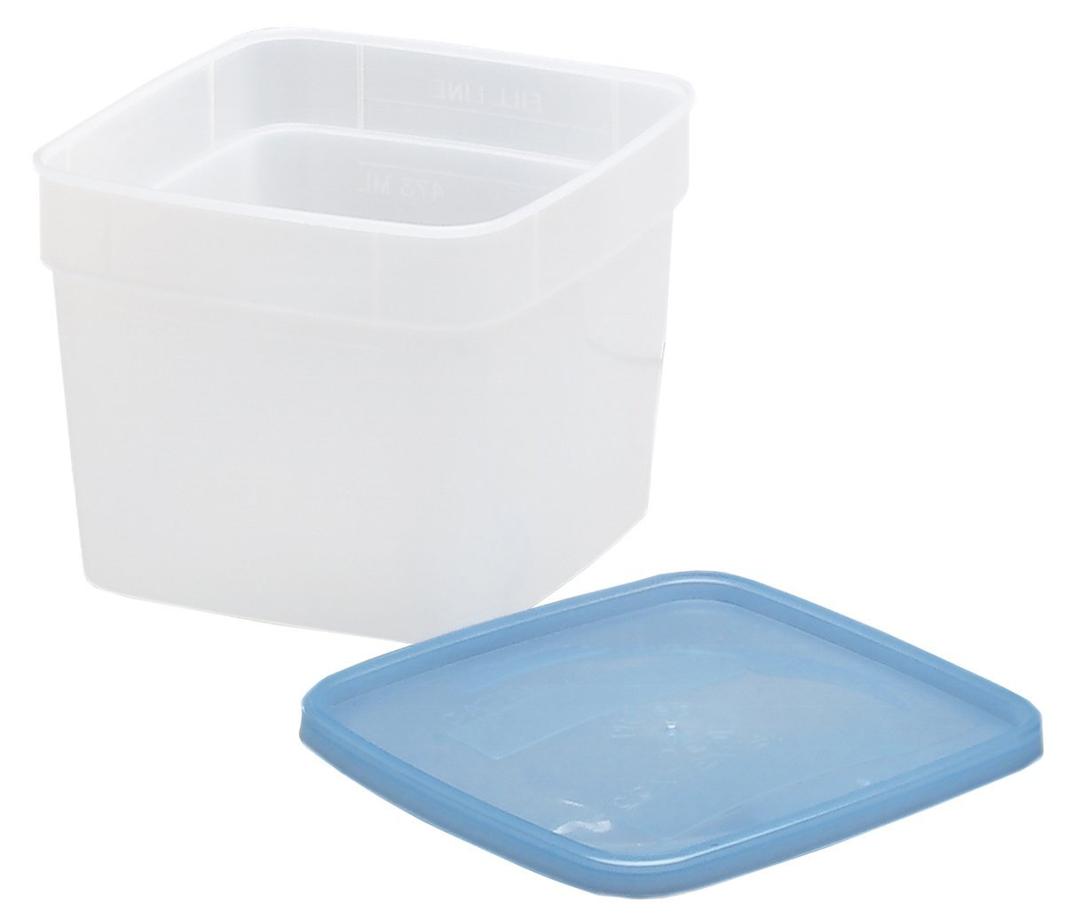 Stor Keeper Freezer 1 2 Gallon Leftover Food Storage Containers Pack