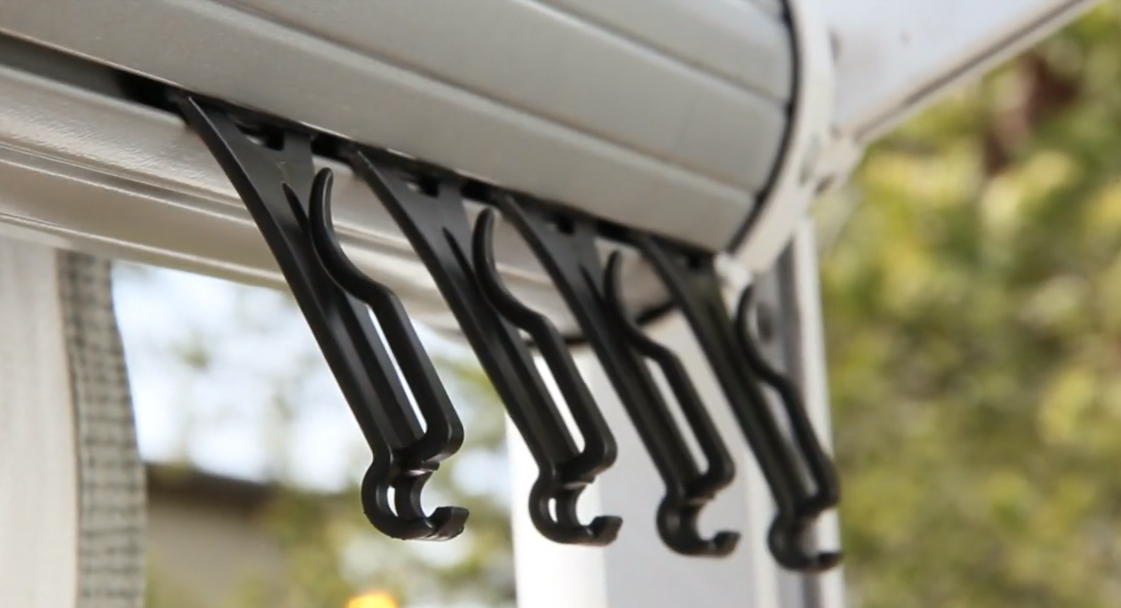 awning hanger clips rv camper home 5 89