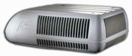 Perfect Coleman HP2 Heat Pump 15000 Btu RV Roof Air Conditioner Complete
