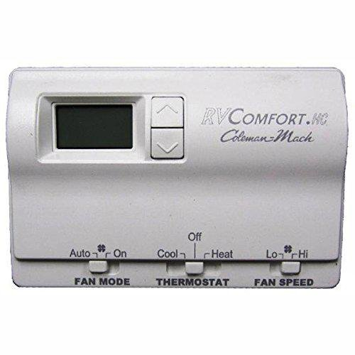 Coleman Digital Air Conditioner Hc Thermostat Wall Mount