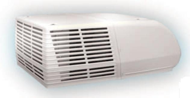Charming COLEMAN 13500 Btu RV ROOF AIR CONDITIONER Top Unit