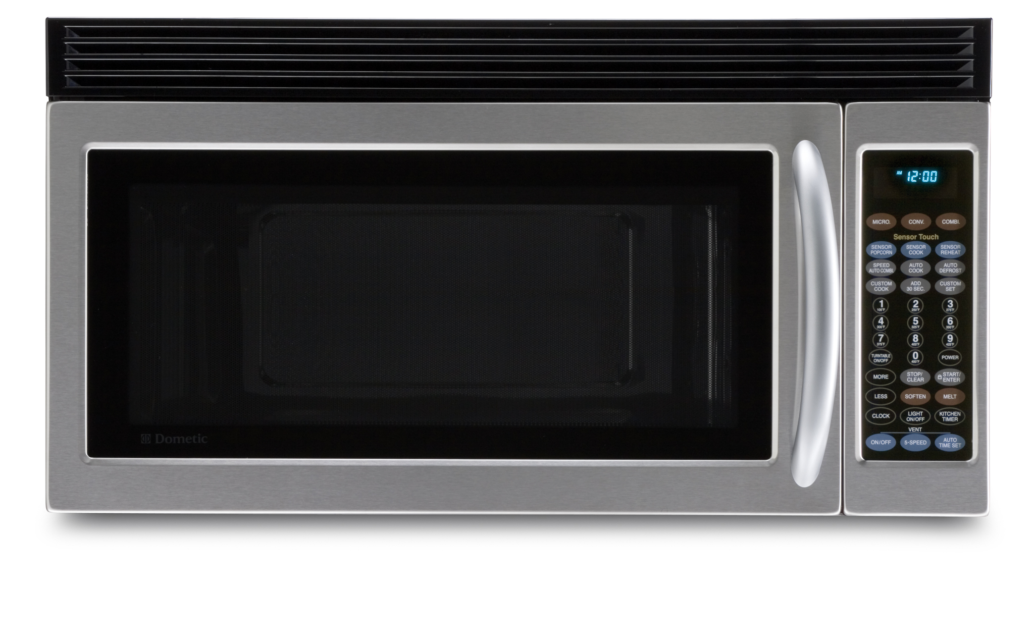 Dometic Rv Microwave Convection Oven 1 7 Cu Ft Stainless Steel S D