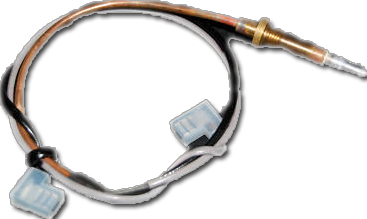 Dometic Rv Refrigerator Thermocouple Rm2652 Rm2662 Rm3662