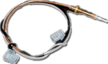 Dometic Rv Refrigerator Thermocouple Rm2652 Rm2662 Rm3662
