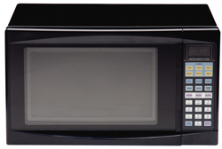 Rv Microwave Convection Oven Black 1500w