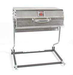 Camco Olympian 5500 Stainless Steel Barbeque Tailgating Grill