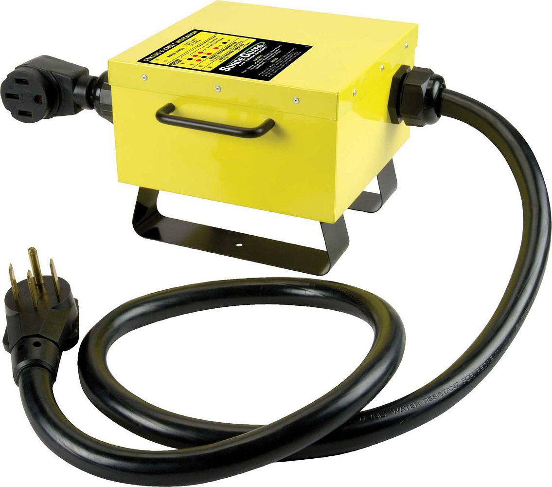 Surge Guard 30 Amp Rv Voltage Regulator 416 88