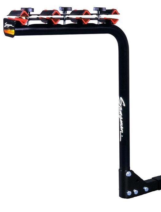 Swagman 4 Bike Carrier Non Folding Non Towing 2 Receiver Hitch Mo