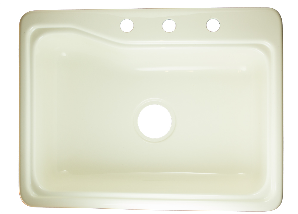 Kitchen Sink Bowl Parchment - $48.99
