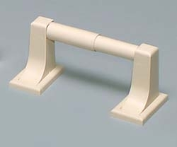 Toilet Tissue Paper Holder White RV Camper Trailer - $6.59