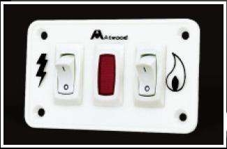 Atwood Water Heater Gas Electric Switch Rv Camper 8 09