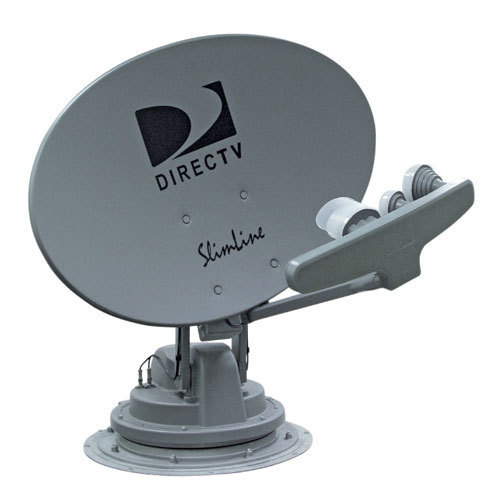 directv slimline satellite dish